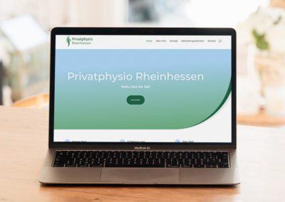 Privatphysio Rheinhessen – Mehr Zeit für Sie