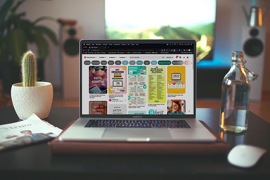 Tutorial: Pinterest Marketing für Anfänger