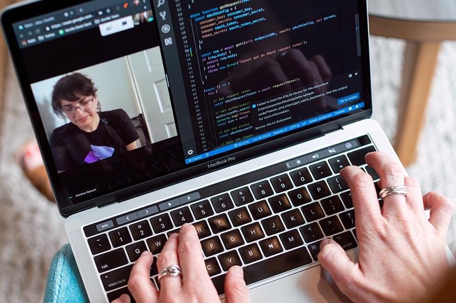 Coworking funktioniert auch digital